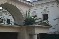Усадьбу Панфилова реставрируют бульдозером. Защитники памятников недовольны неделикатной заботой об историческом наследии