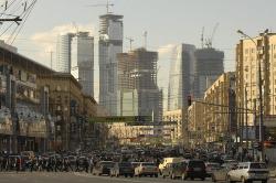 Москва раздувается. Не лопнет ли?
