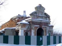 В Иркутске сносят Курбатовские бани