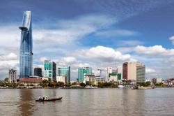 Небоскреб Bitexco Financial Tower