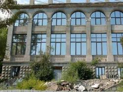 Красноярский речной вокзал разрушен и будет продан