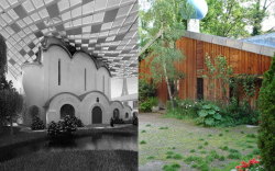О новом образе русского храма