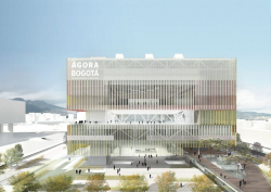 Международный центр конгрессов в Боготе