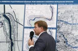 Юревич одобрил идею обустройства набережной Миасса и «завернул» проект поселка Западный: «Вы нам все Шершни загадите…»