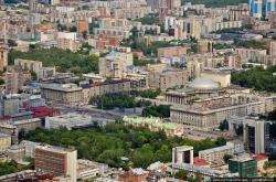 Новосибирская площадь Ленина (2011)