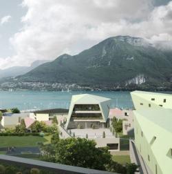 Аннеси отстраивается для Швейцарии