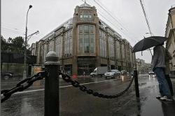 Несколько мыслей относительно архитектуры Москвы