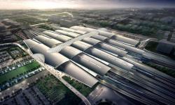 Южный вокзал Гуанчжоу