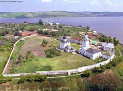 Возрождение исторического города Свияжск - позитивная реальность, иллюзия или тупик?