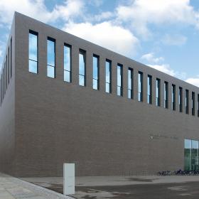 Археологический центр в Берлине: пуризм без компромиссов