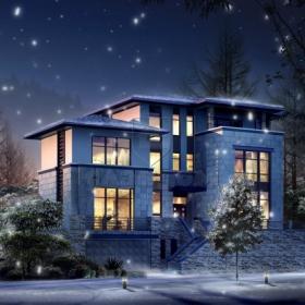 Строим зимой! Компания «Славдом» предлагает комплекс материалов, которым и мороз не страшен