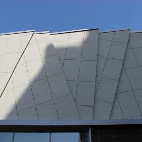 Оригами из фиброцемента