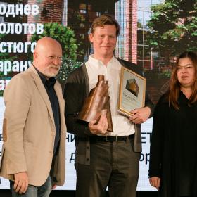 Зодчество 2016: премию «Татлин» присудили проекту с кирпичным фасадом
