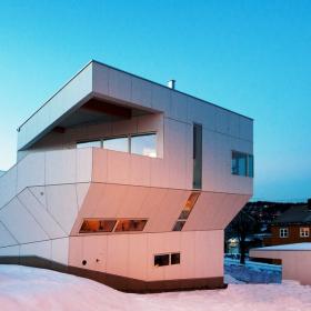 «Вежливый дом» из Норвегии