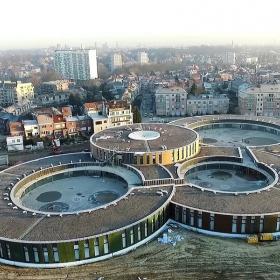 ROCKPANEL для бельгийской школы «Ле Трефль»: достигаем энергоэффективности красиво