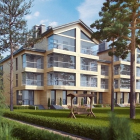 Life Energy Resort: финский залив, первая линия. Море, сосны, дюны и качество жизни с Lumon