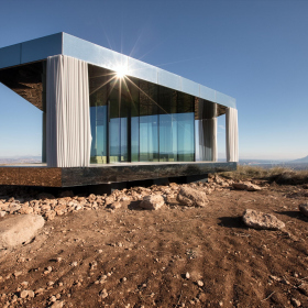 Прозрачное жилище