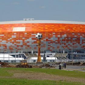 Новые системы U-kon для фасадов новых стадионов Чемпионата мира по футболу