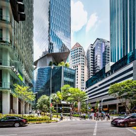 Проект: 18 Robinson/KPF, Сингапур