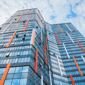 Достучаться до небес: система элементного фасада для высотного строительства