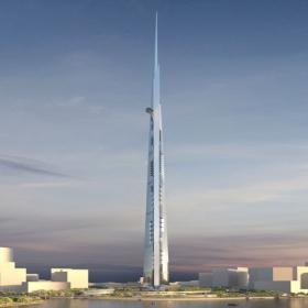 Управляющая компания Jeddah Tower выбрала Guardian Glass в качестве поставщика стекла для фасадного остекления небоскреба высотой более одного километра