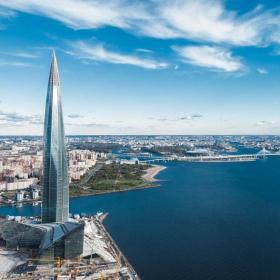 Самый северный небоскрёб в мире утеплён каменной ватой ROCKWOOL