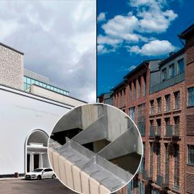 Baut – подсистема навесных фасадов для уникального архитектурного замысла