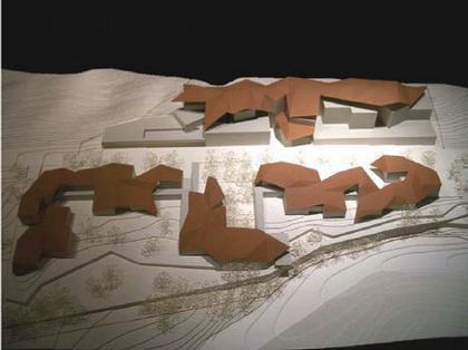 Комплекс курорта на минеральных водах Banhs d Arties