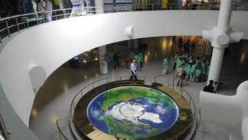 Московский планетарий будет работать в дни новогодних каникул