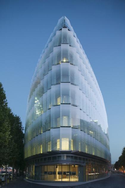 Штаб-квартира Bouygues Immobilier – комплекс Galeo
