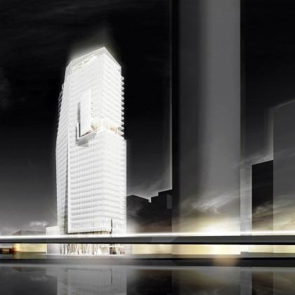 Офисная башня Mitikah