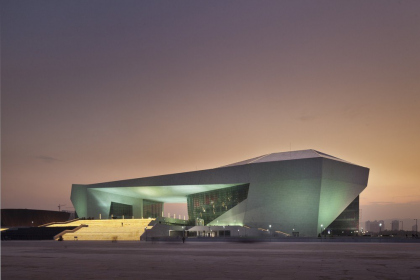Большой театр провинции Шаньси