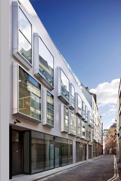 Офисный комплекс на Грейт-Палтни-стрит