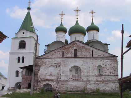 Собор Вознесения Печерского монастыря в Нижнем Новогороде