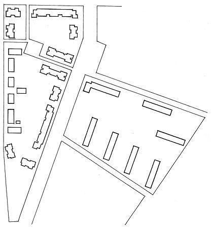 Планировка квартала