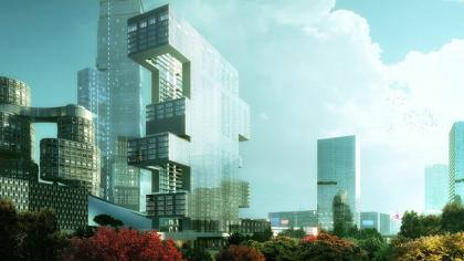 Башня Project R6