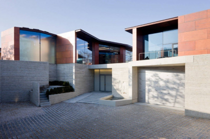 Дом и художественная галерея «Тэян»