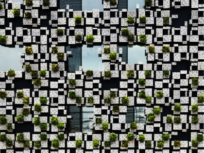 Здание Green Cast