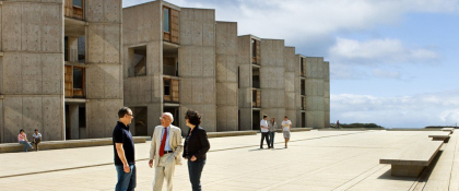 Институт Солка. Фото Salk Institute for Biological Studies