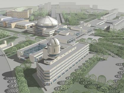 Конкурсное предложение строительства университета в Астане