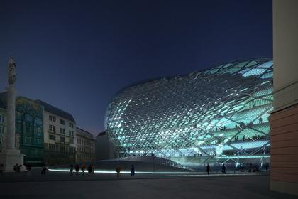 Бизнес-центр на площади Сервита