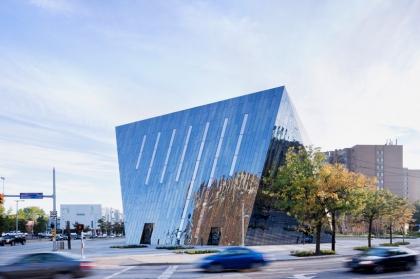 Музей современного искусства в Кливленде