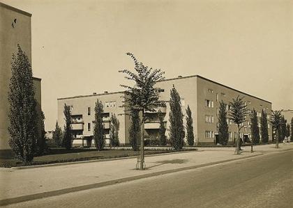 Жилой массив в Берлине. Архитектор Людвиг Мис ван дер Роэ. Фото: picssr.com
