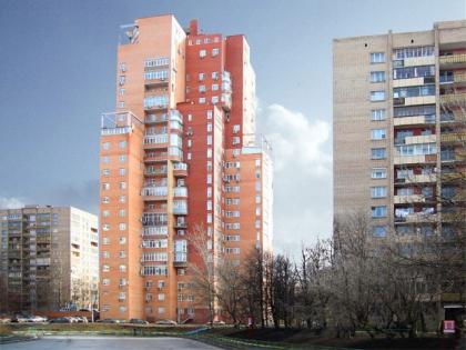 23-этажный жилой дом со встроенной детской поликлиникой на Ломоносовском проспекте