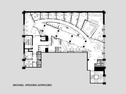 Филиалы, центры, салоны мод СП «Бурда Моден» в СССР и за рубежом