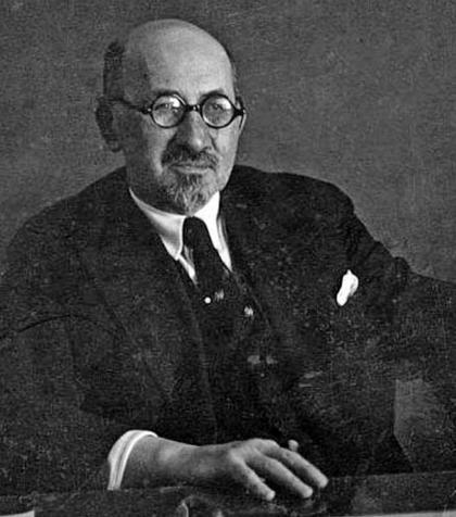 Лев Александрович Ильин (1880-1942). Фото: tambovlib.ru