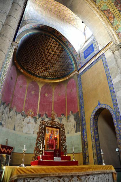 Колокольня армянской церкви в Каменце-Подольском.