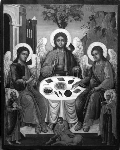 «Троица (Гостеприимство Авраама)»