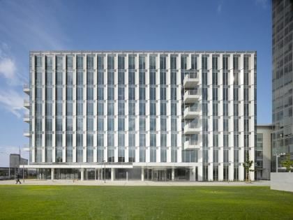 Офисное здание City Green Court