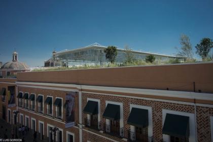 Музей Ампаро – реконструкция